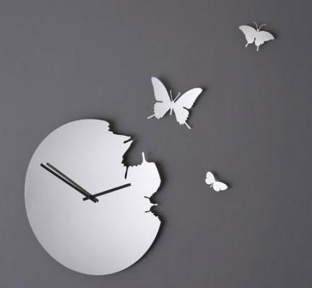Минуты, исчезающие в пространстве времени