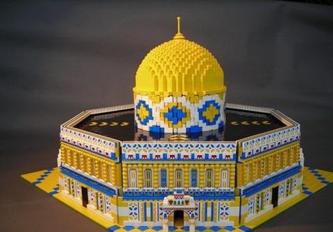 lego-архитектура в восточном стиле