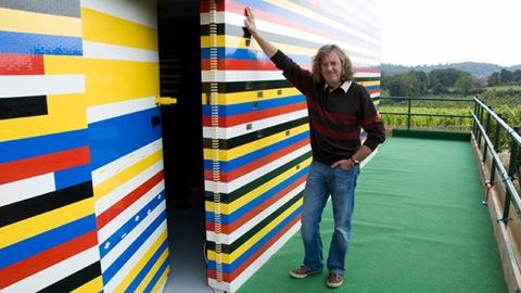 LEGO-архитектура: Хозяин дома!