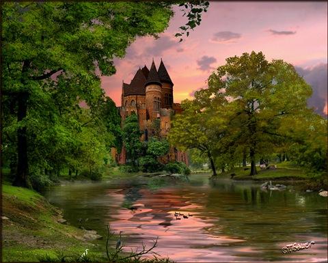 Томас Бауэр (Thomas Bauer) замок