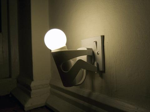 Необычный дизайн светильников